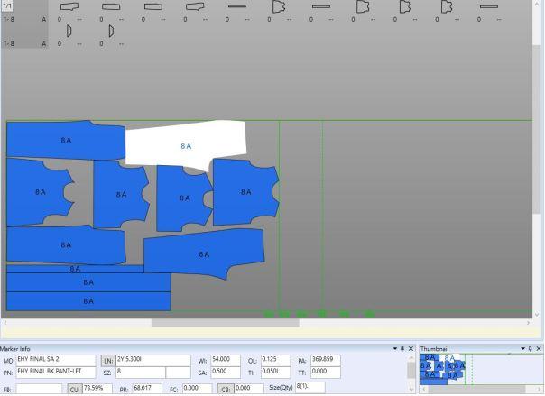 EasyMarking cut file